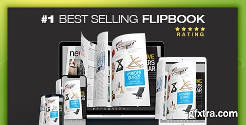 CodeCanyon - Real3D FlipBook v3.12.1 - WordPress Plugin - 6942587
