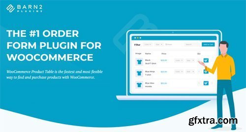 WooCommerce Product Table v2.6.1 - NULLED - Barn2