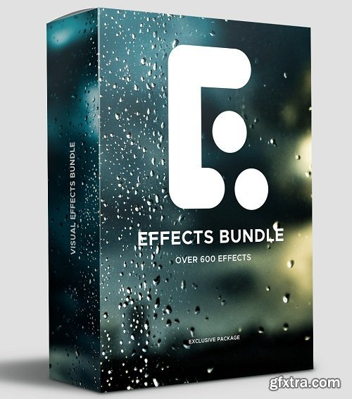 BjK Productions - 600 Adobe Premiere Pro Effects & Transitions