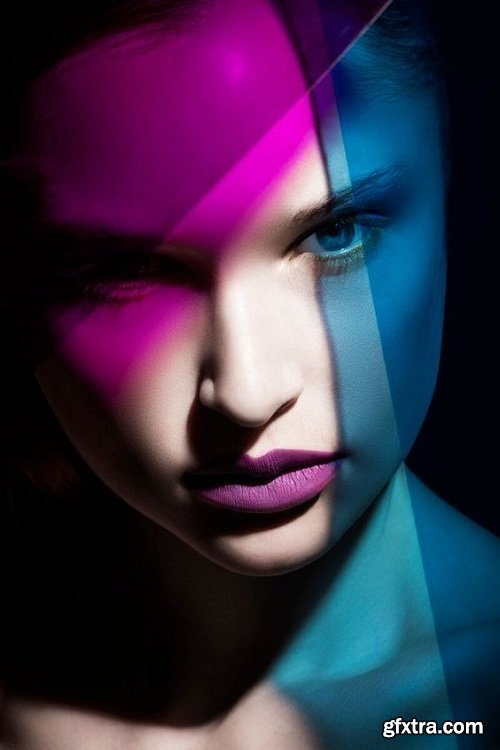 Studio Photography: Snoots and Gels by Lindsay Adler