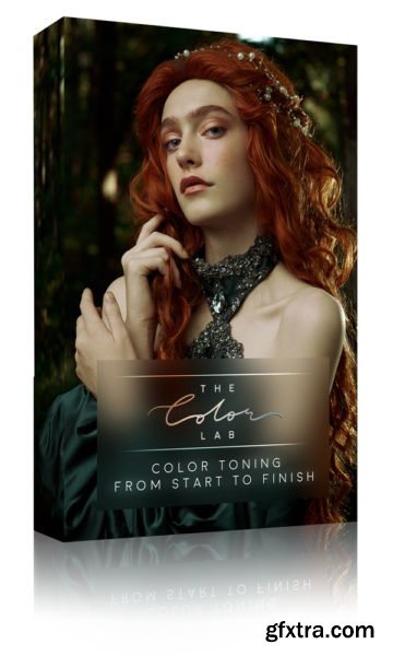 The Color Lab by Bella Kotak - Color Toning Start to Finish