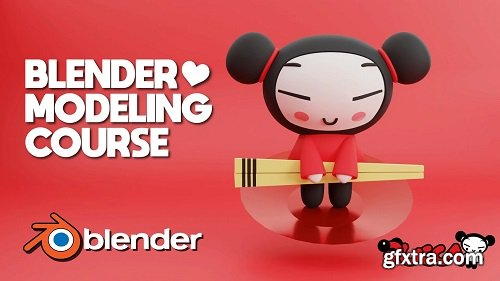 Create A Cartoon Character With Blender