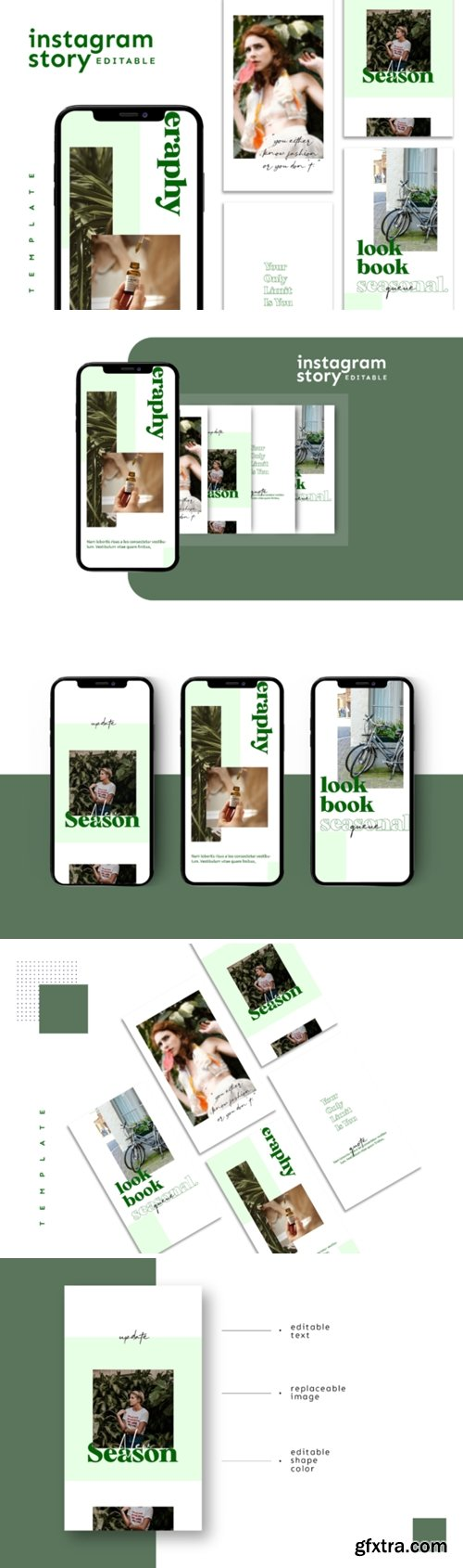 Instagram Story Template 3761602