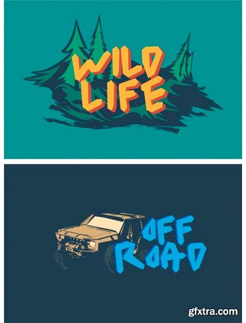 Wild Life Font
