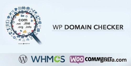 CodeCanyon - WP Domain Checker v4.4.1 - 9959666