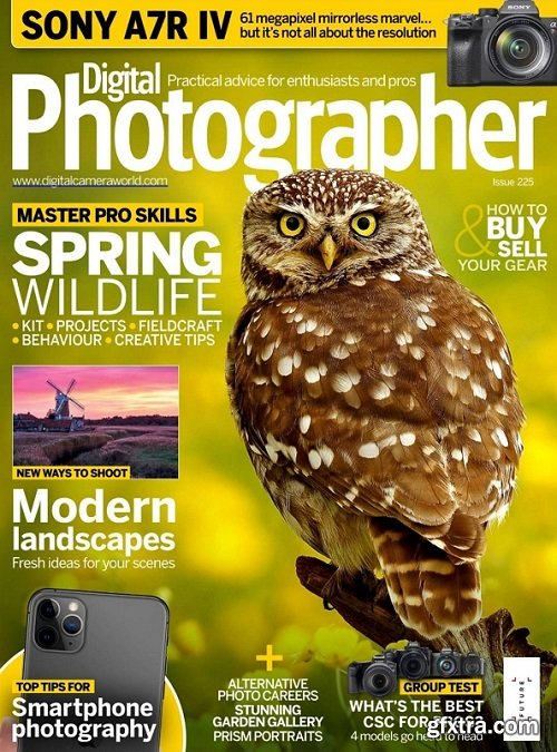 Digital Photographer - Issue 225, 2020