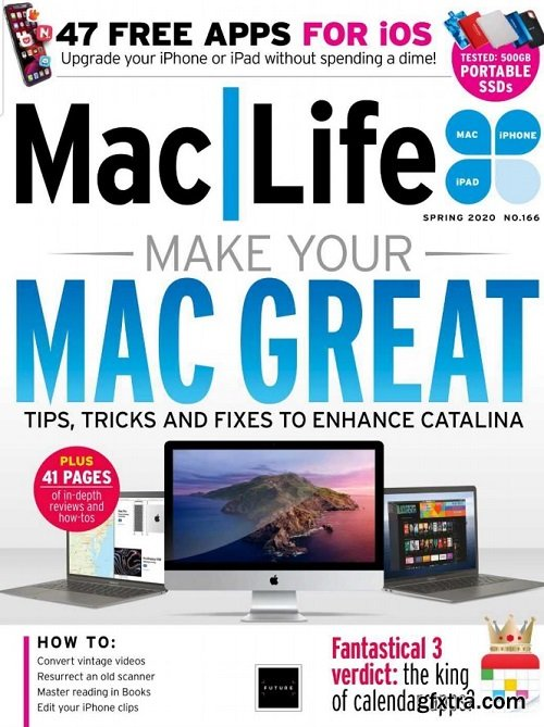 Mac Life UK - Issue 166, Spring 2020