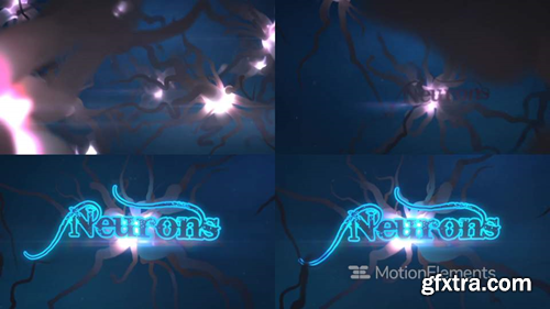 me9228705-neurons-flashing-neuron-network-logo-stinger-montage-poster