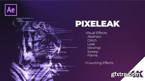 Videohive Pixeleak