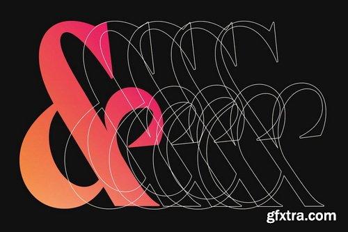 CM - Magalie Typeface - 4654356