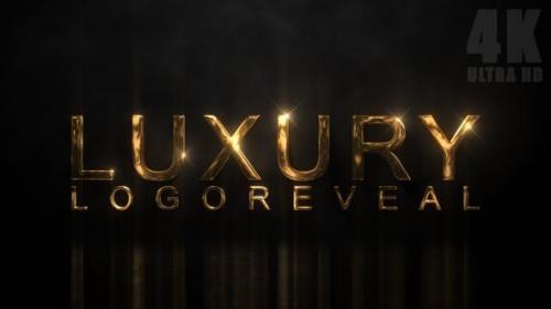 Videohive - Luxury Logo Reveal