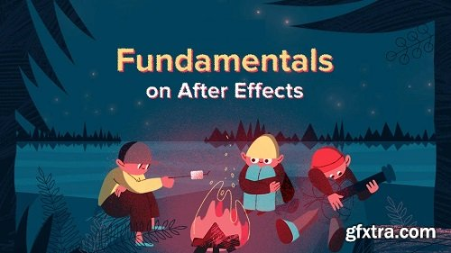 Motion Design School - Fundamentals on After Effects