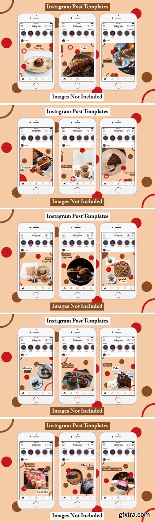 Moohedy Instagram Templates