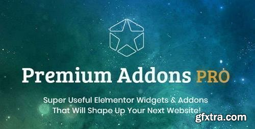 Premium Addons PRO For Elementor v1.9.2 - NULLED