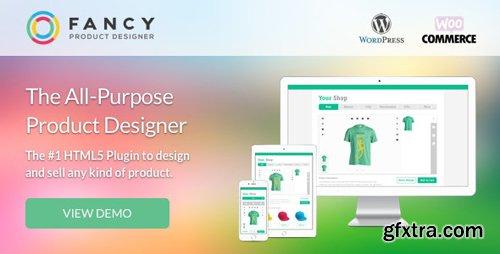 CodeCanyon - Fancy Product Designer v4.3.7 - WooCommerce WordPress - 6318393