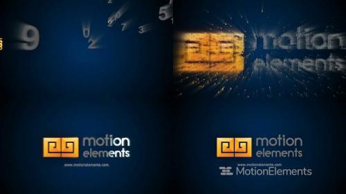 Digital Logo - 10883873
