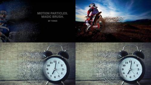 Motion Particle - Magic Brush - 10695125