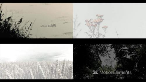 SERENITY (opening titles) - 10700744