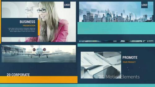 Business Presentation - 10730553