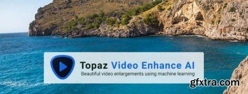 Topaz Video Enhance AI 1.1.0