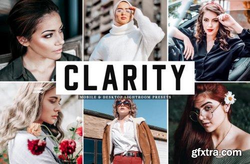 CreativeMarket - Clarity Lightroom Presets Pack 4651228