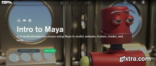 CGMA - Intro to Maya