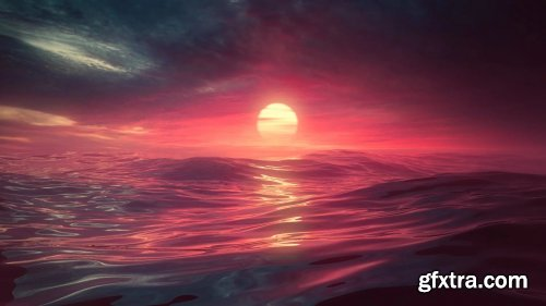 Create an Ocean Loop in Cinema 4D and After Effects