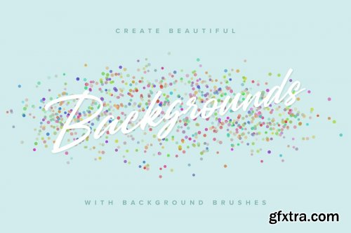 CreativeMarket - Confetti & Glitter Procreate Brushes 4523593