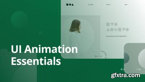 Motion Design School - UI Animation Essentials