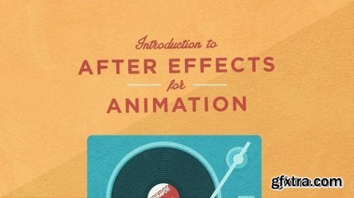 Introduction to After Effects for Animation - Create Your Own Music Inspired Short