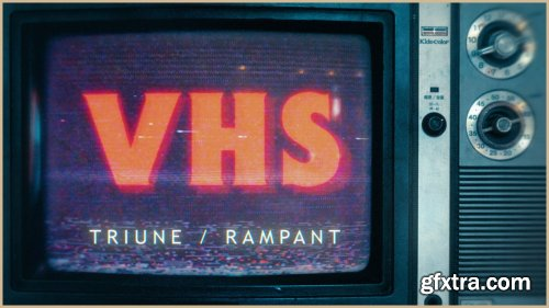 Triune Digital - VHS