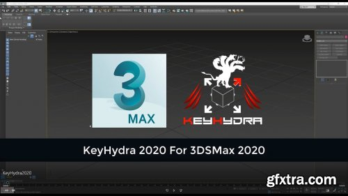 KeyHydra for 3ds Max 2020