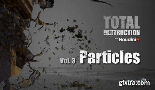 CG Circuit - Total Destruction Vol.3 Particles