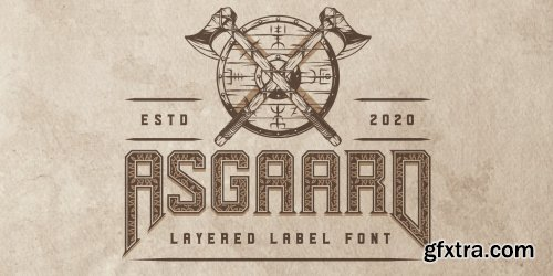 Asgaard Complete Family