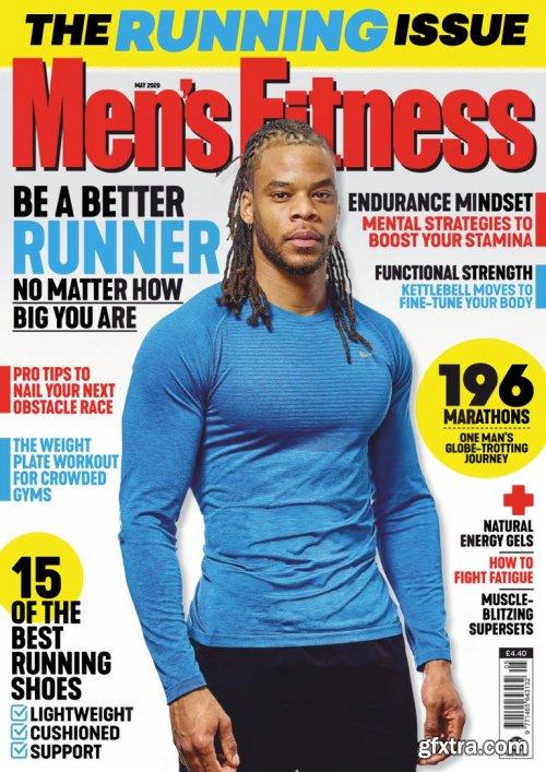 Men's Fitness UK - May 2020 (True PDF)