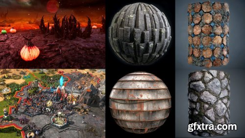 Introduction to creating textures with Substance Designer