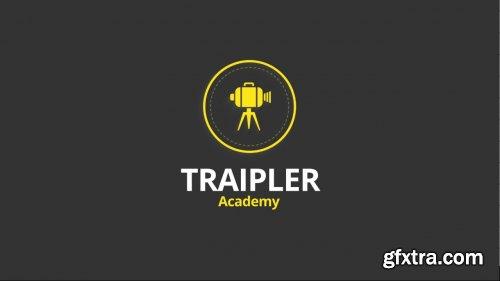 Traipler Academy Filmmaking Tutorials Bundle