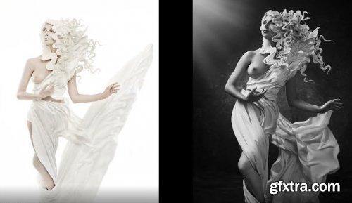 Lindsay Adler Photography - Venus Rising - High Contrast