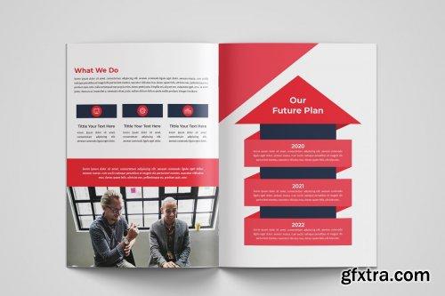CreativeMarket - Brochures Design 4446129