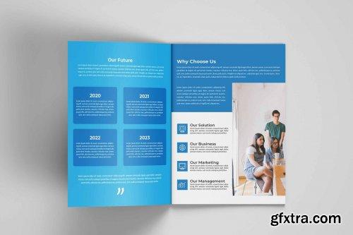 CreativeMarket - Brochure Template 4445364