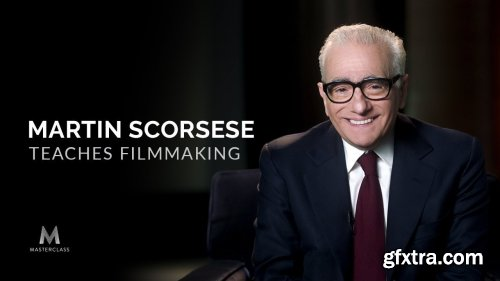 Film Making Like a Boss : by Oscar Winning Director Martin Scorsese