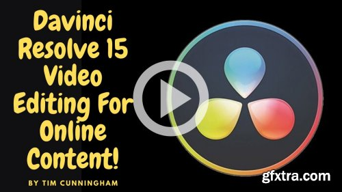 Davinci Resolve 15 - Video Editing For Online Content!