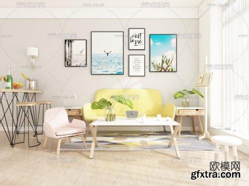 Modern Sofa Set 11