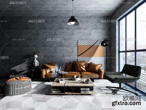 Modern Sofa Set 12