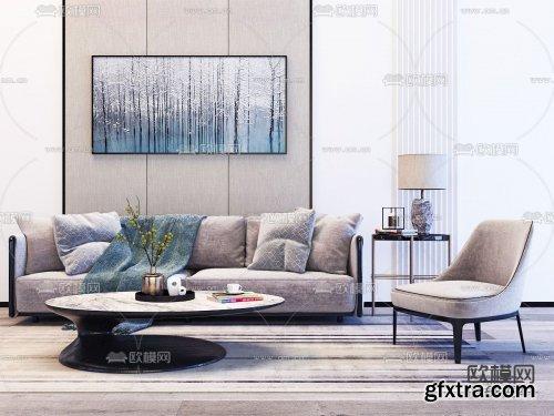 Modern Sofa Set 13