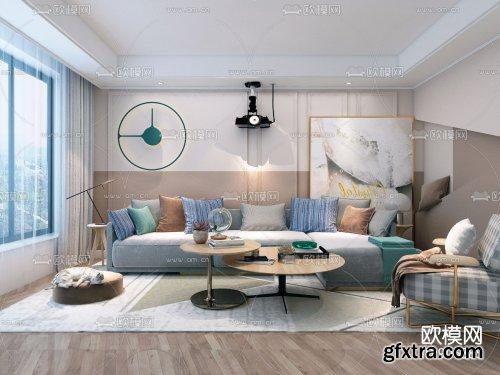 Modern Sofa Set 14