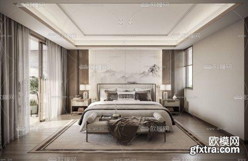 Modern Style Bedroom 316