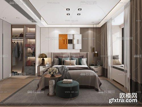 Modern Style Bedroom 317