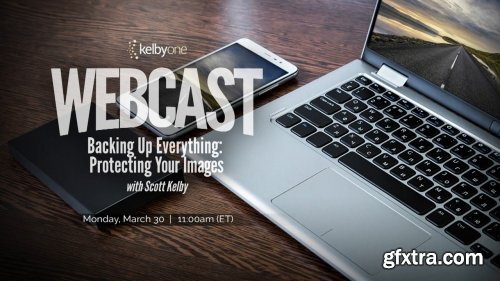 KelbyOne - Backing Up Everything: Protecting Your Images