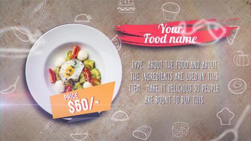 Restaurants Recipe Display - 10681809
